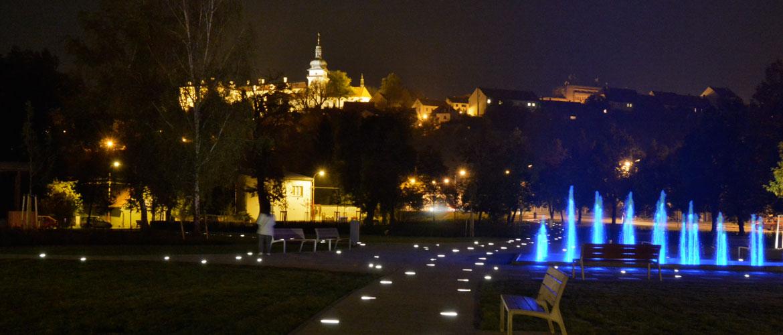 LED-Pflastersteine