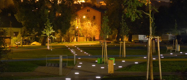 LED-stones